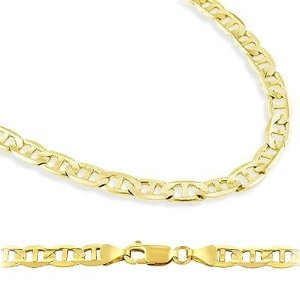 Mens Gold Necklaces Desirable And Versatile