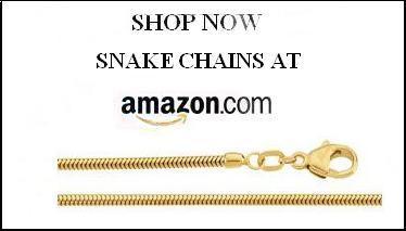 Brilliant Bijou 14k Yellow Gold .80mm Octagonal Snake Chain Bracelet
