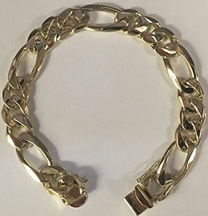 Mens Gold Bracelets Devastatingly Swank Jewelry Accessories